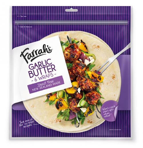 Farrah's Garlic Butter Wraps_Visual