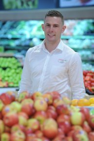 Countdown Ponsonby manager, Jason McQuoid