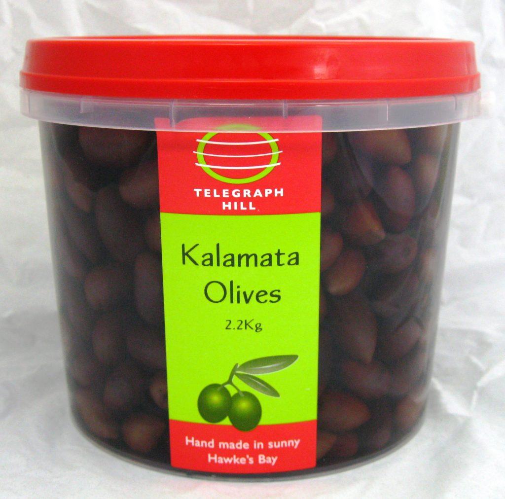 KTB1 Kalamata Olives 2.2kg 002
