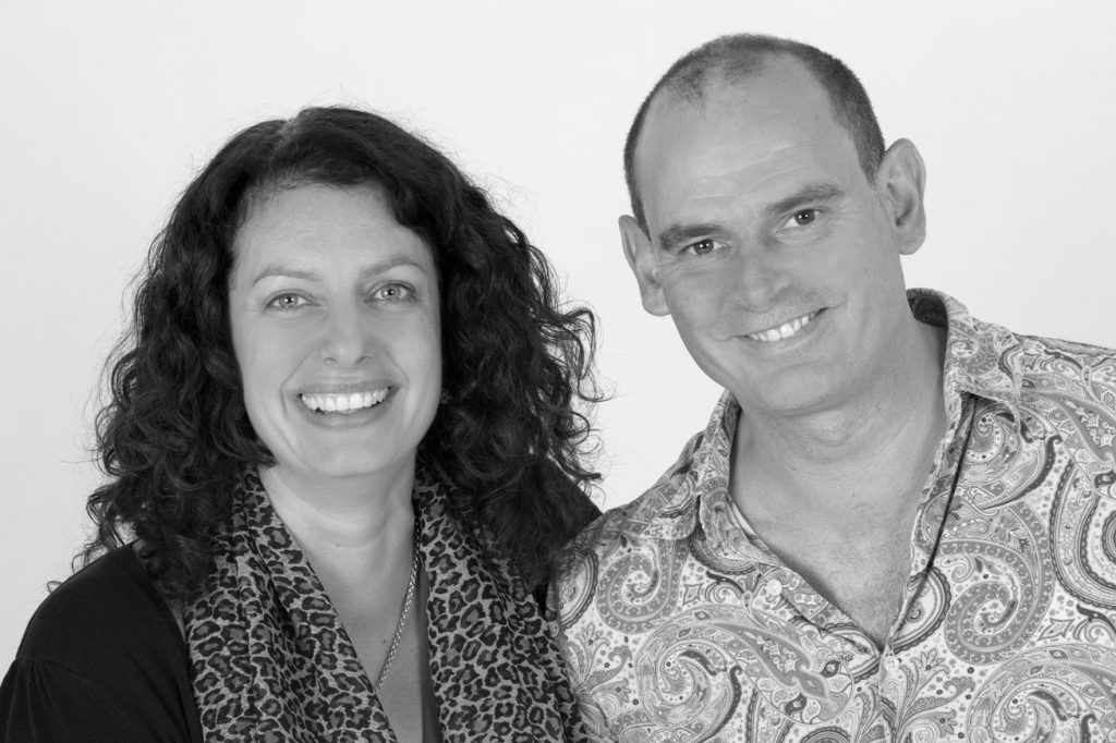 Fiona Dykes and Peter Kearns