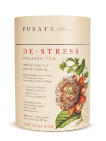 PREMIUM LOOSE LEAF TEA puraty-de-stress-tea thumbnail