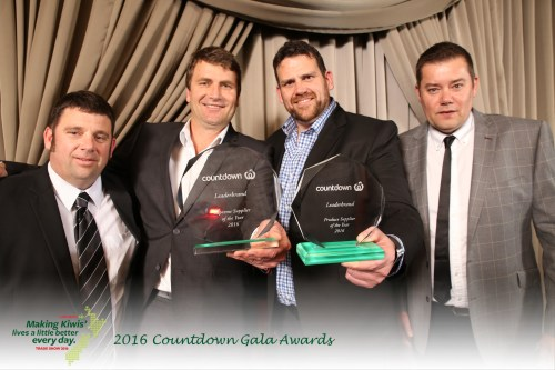 Produce Supplier of the year & Supreme Supplier of the Year - Leaderbrand