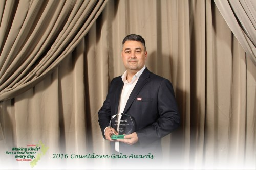 Product of the Year - Kiwi Blue Still Water 1.5L (CocaCola Amatil (NZ) Ltd)