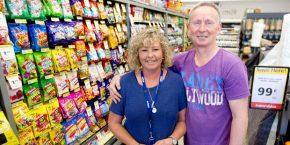 Julie and Tony Bruce / Photo: Ruth Keber