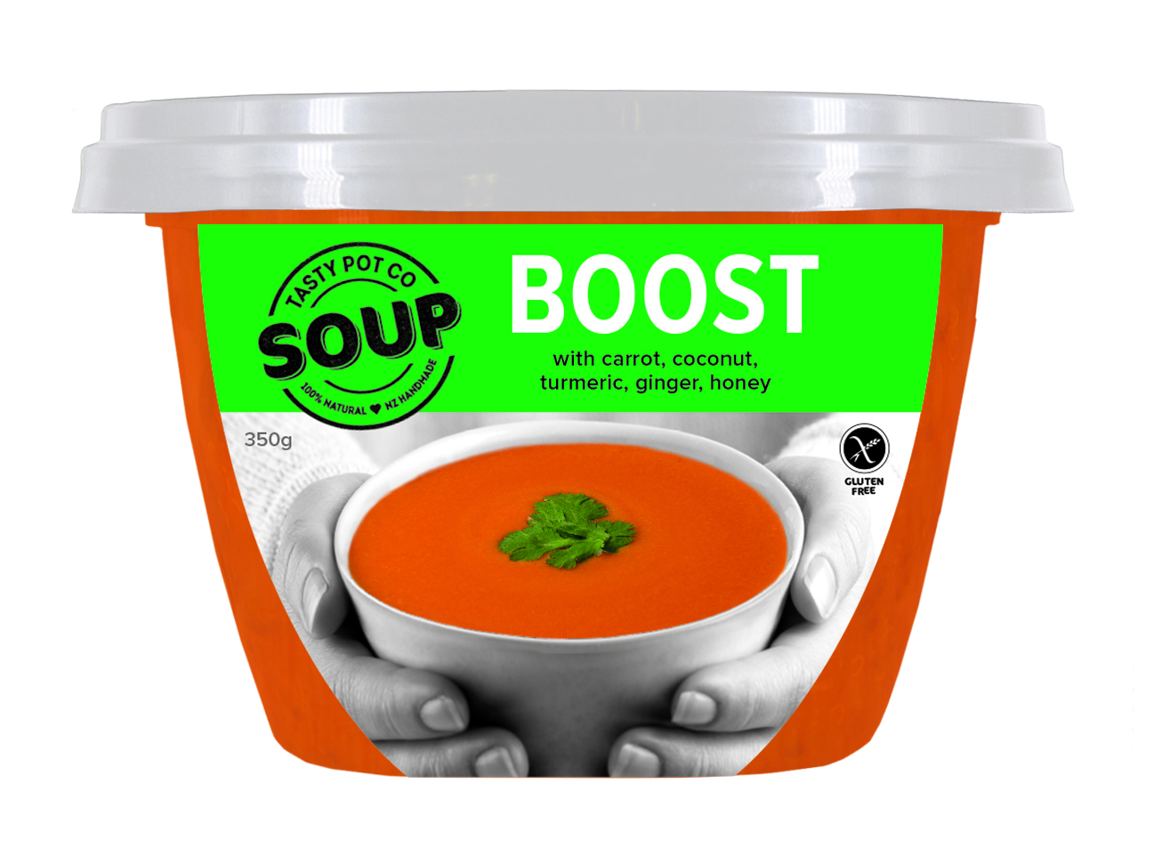 BOOST SOUP