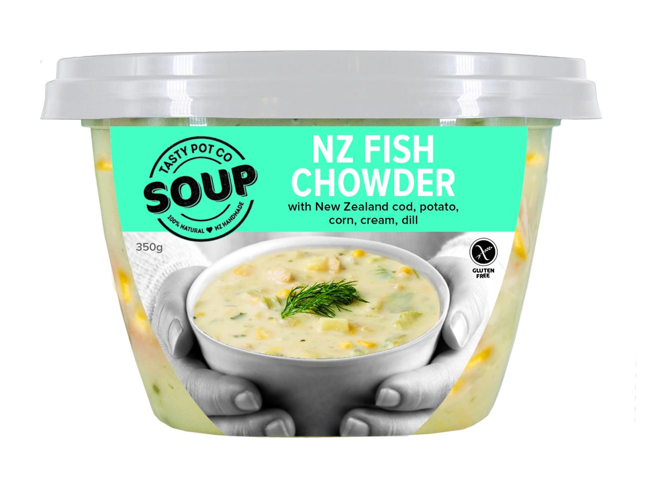 NZ FISH CHOWDER