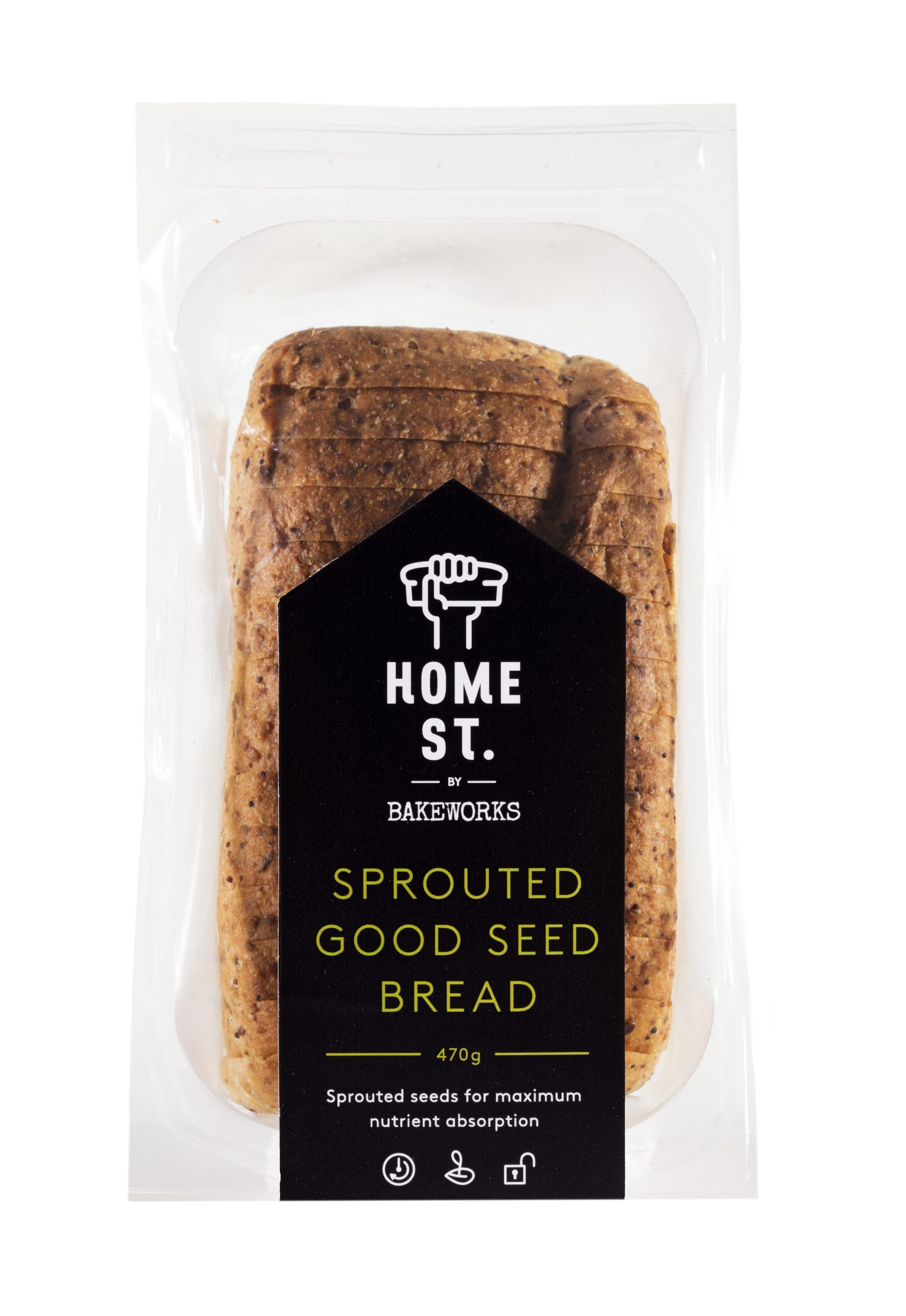 SPROUTING INTO GLUTEN FREE