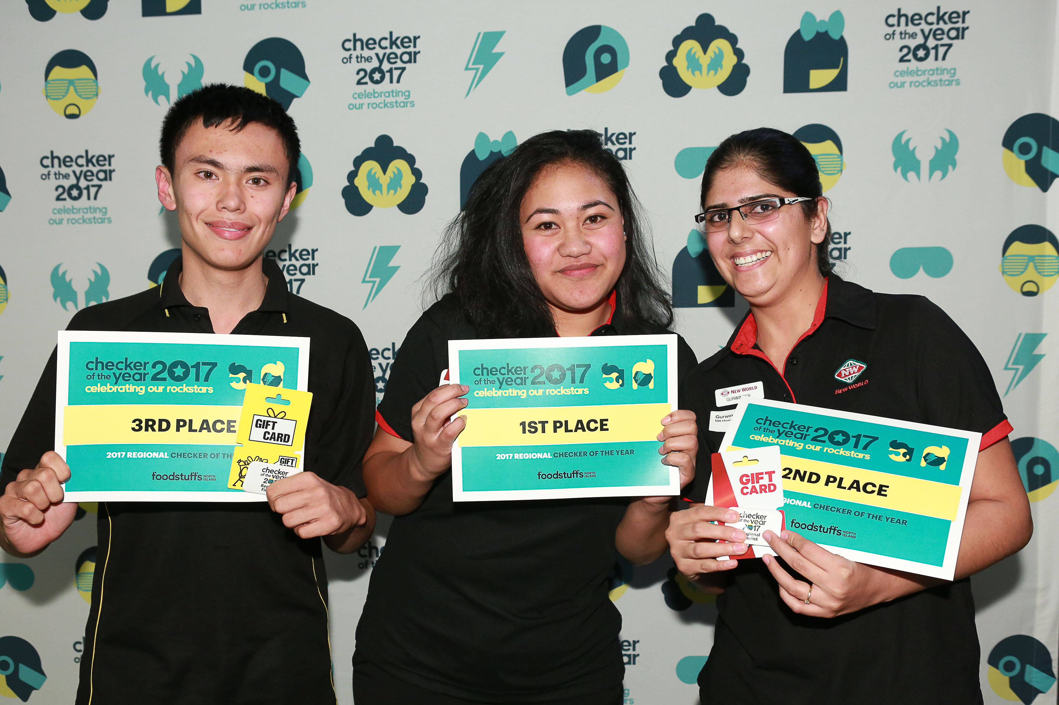 Auckland Central Top Three