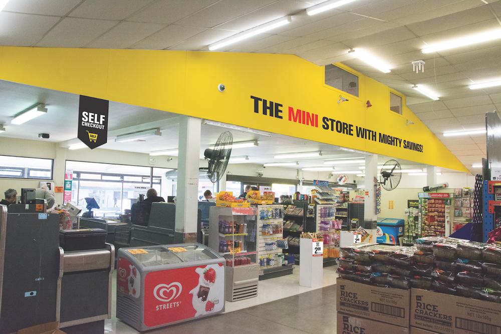 PAKn'SAVE Mini - Store Interior