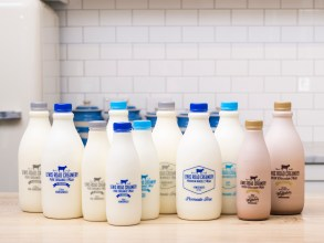 Lewis Road Creamery milk range moving to rPET