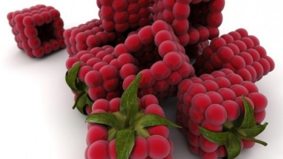 square raspberries