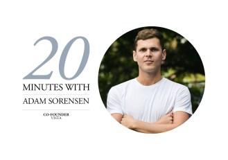 Vista co-founder Adam Sorensen