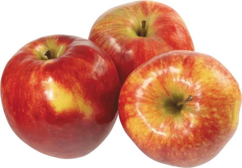 NEEDLES NOW FOUND IN APPLES