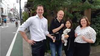 CRACKING JAPAN: KIWI FIRMS PARTNER WITH AUCKLAND STUDENTS