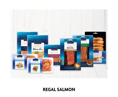WHAT TO STOCK - REGAL SALMON