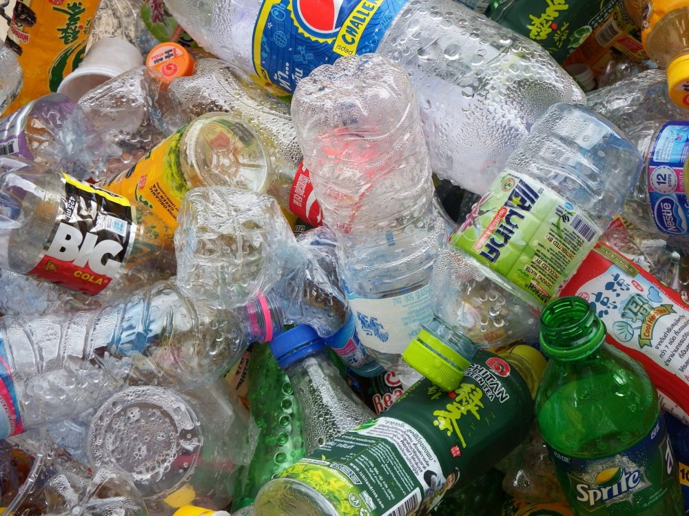 PENALTIES FOR NON-RECYCLED PLASTIC