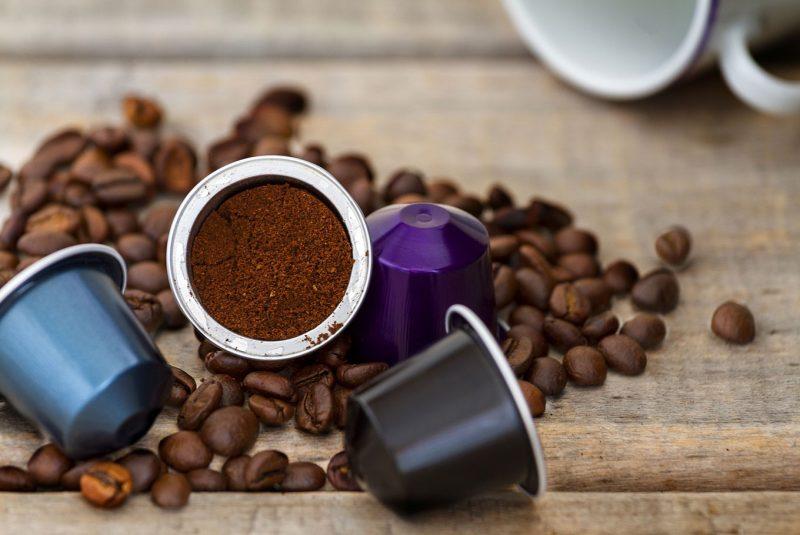 BIODEGRADABLE COFFEE CAPSULES