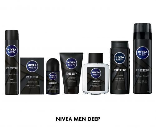 What to Stock personal care nivea men deep