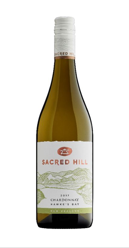 Sacred Hill Hawke's Bay Chardonnay 2018 gold medal winner at the NWWA