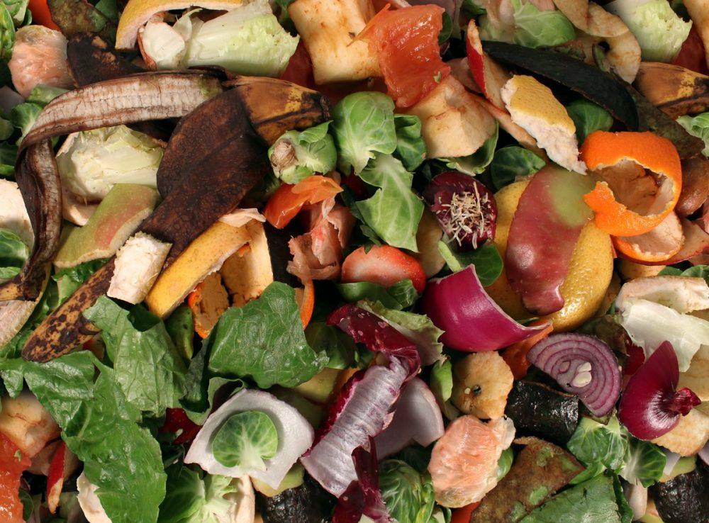 FOOD GIANTS AIM TO HALVE WASTE