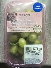 BEST-BEFORE DATES REMOVED FROM PRODUCE