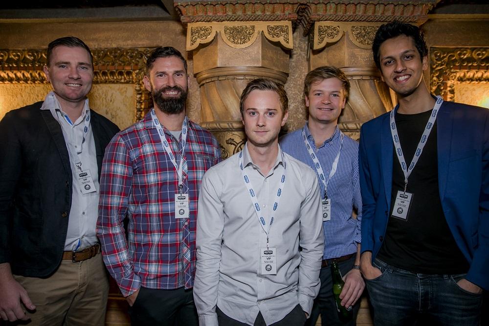 Matt Rigby, Josh Rich, Zak Mills, Oliver Penn, Kewal Sanghvi, Unilever