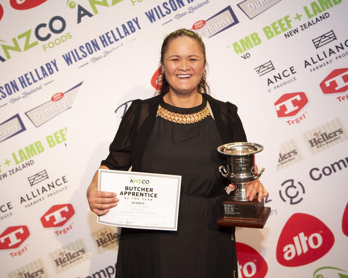 Cherise Redden-Anzco Foods Butcher Apprentice of the Year Winner Final copy