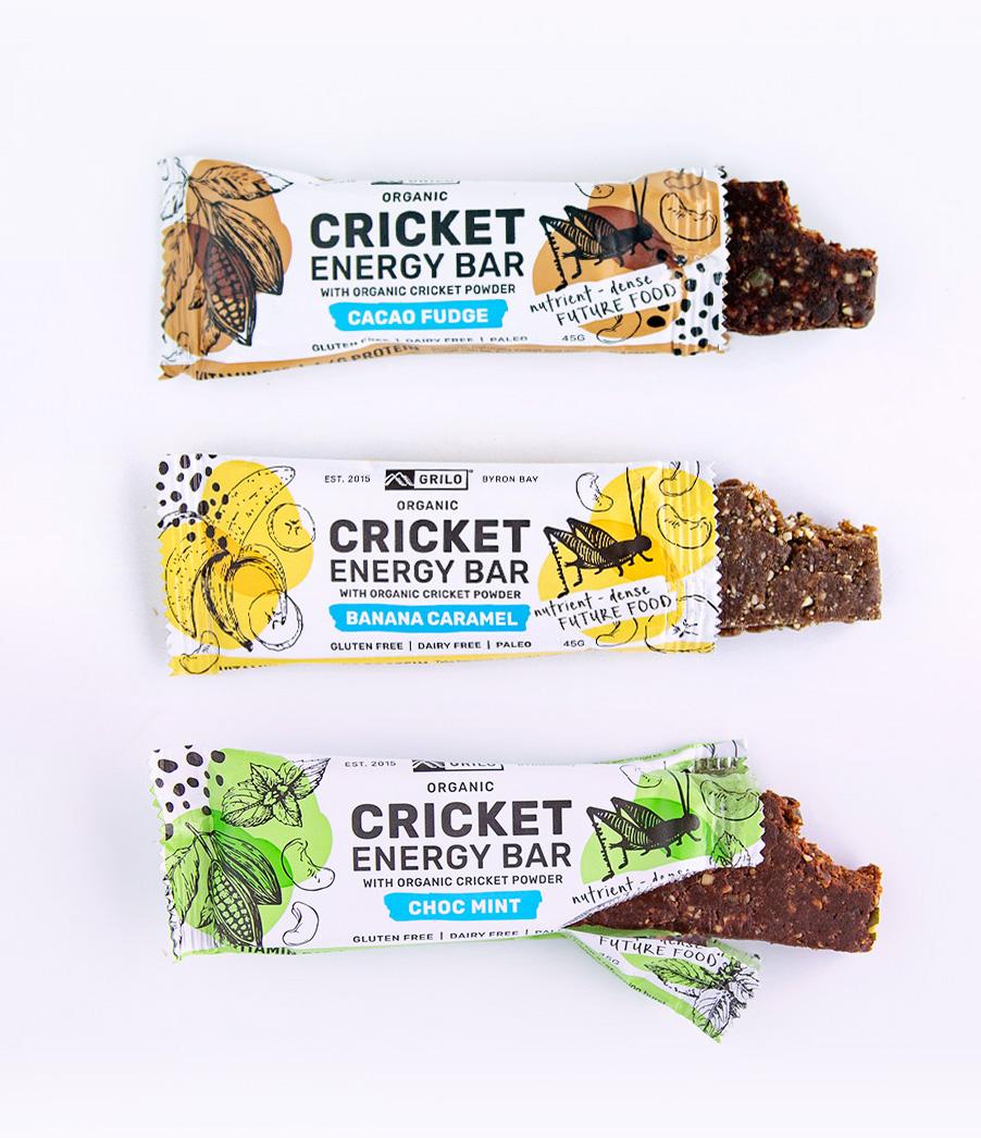 Cricket Energy Bar