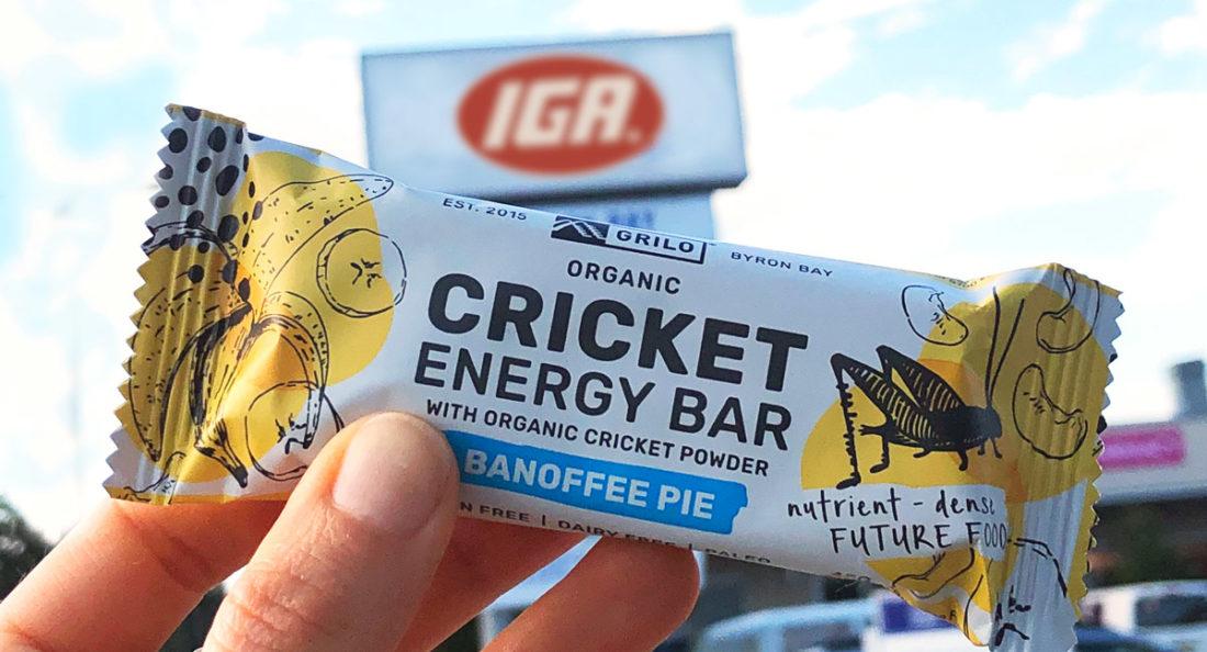 Cricket IGA