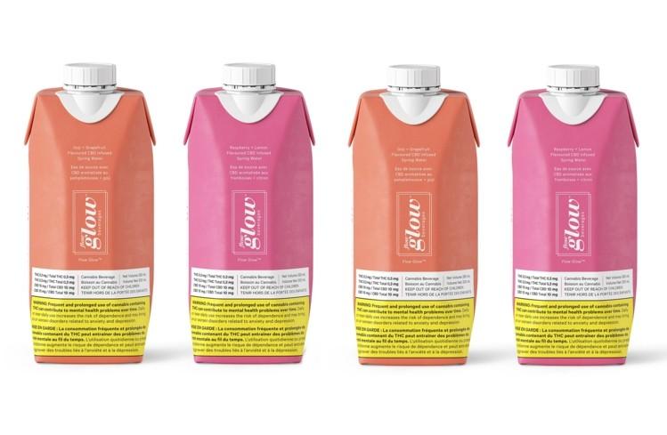Flow Glow drinks