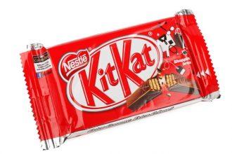 Nestleproduct KitKat