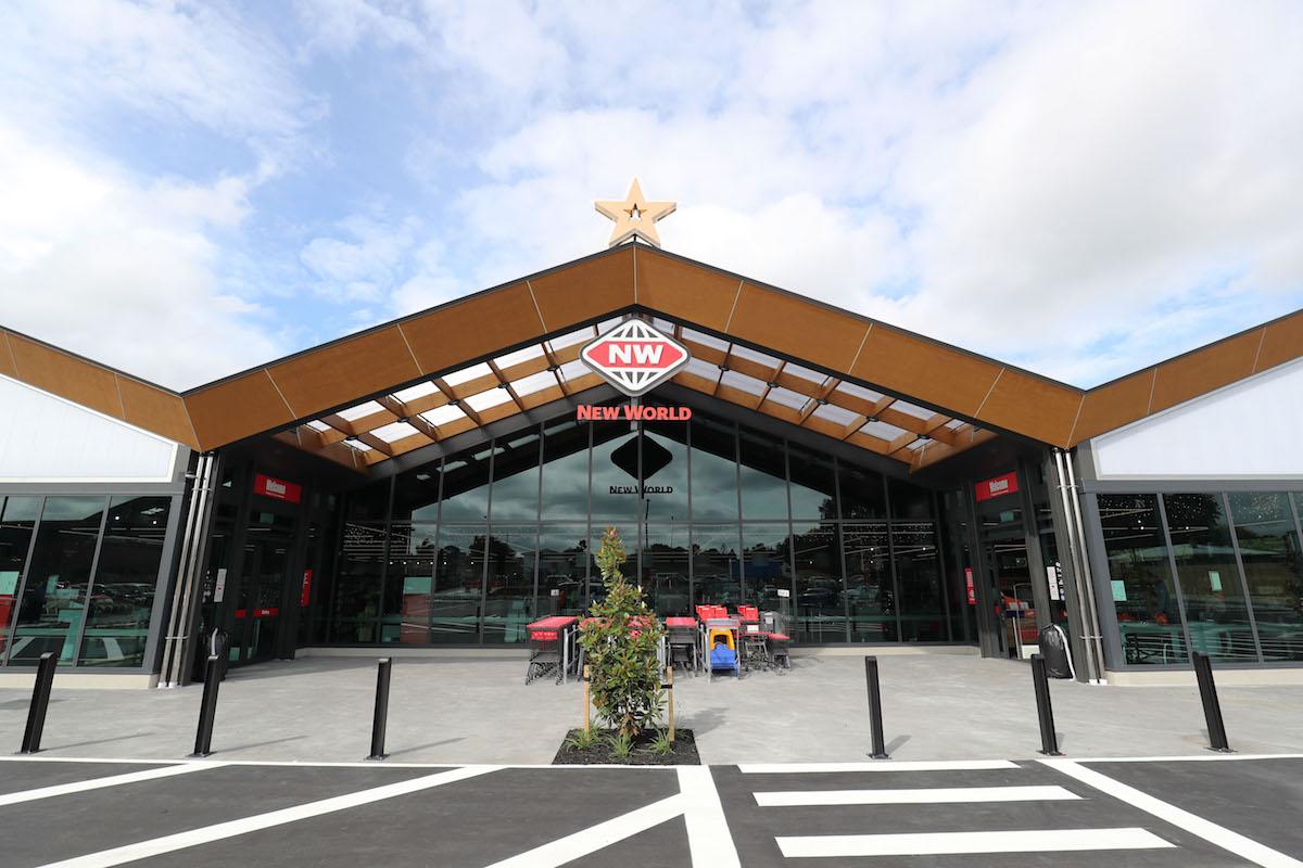 New World Opening in Pukekohe. 02 December 2019 ©Michael Bradley