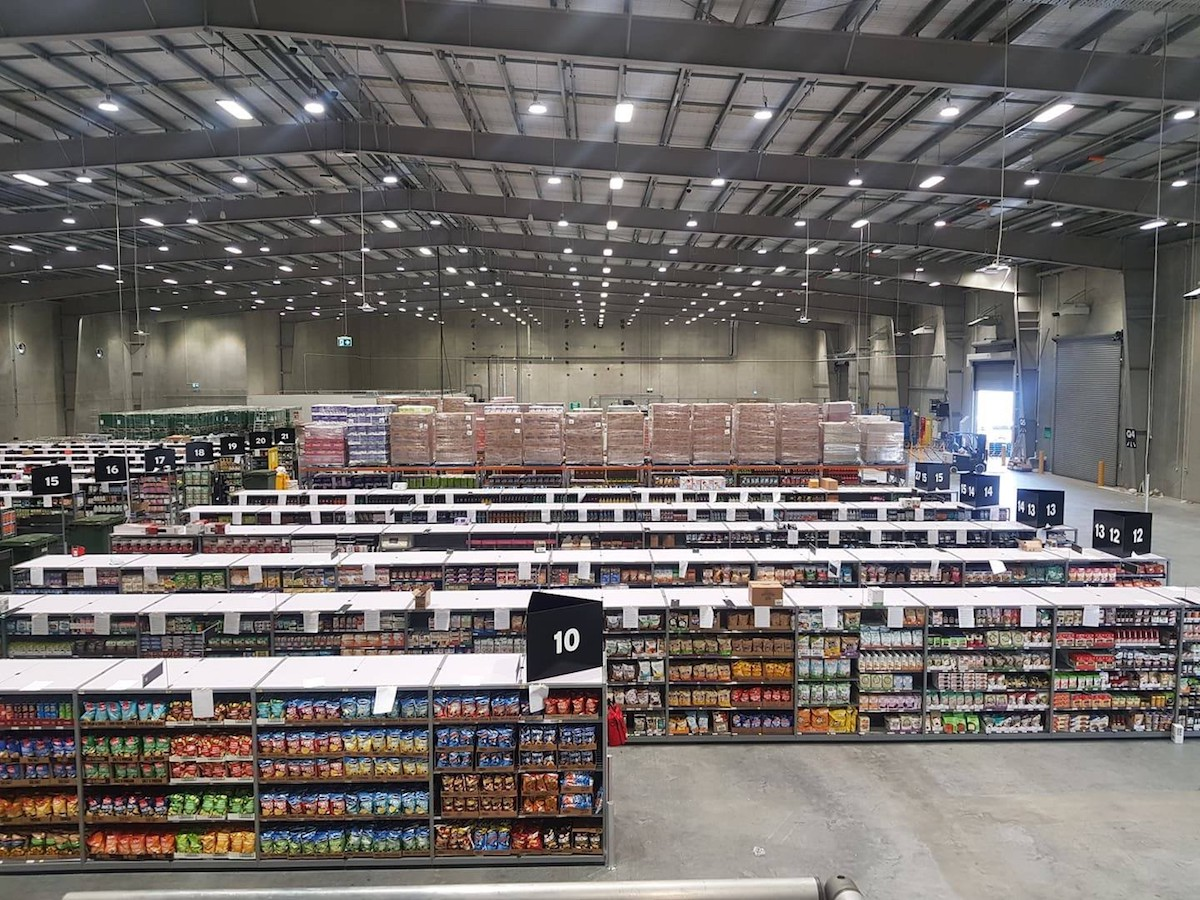 Countdown's eStore will fulfil more than 7,500 online orders each week to reduce pressure on 10 of Auckland's busiest supermarkets (2)