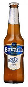 Bottle of Bavaria 0.0% Beer