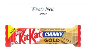 KitKat Chunky Meets Gold