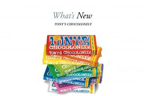 Hello New Zealand! Tony's Chocolonely Arrives In-Store