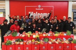 New World Southmall Gives Away $50,000 Worth of Grocery Essentials