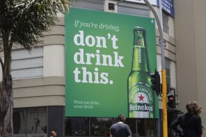 Sober Driving Campaign Commissioned by Heineken