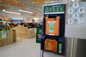 AED Machines in Countdown Stores Save Four Lives this Year