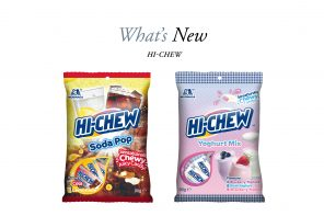 Hi-Chew Hits Record Sales in December
