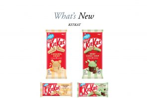 Inspired By Kiwi's Favourite Ice Cream Flavours