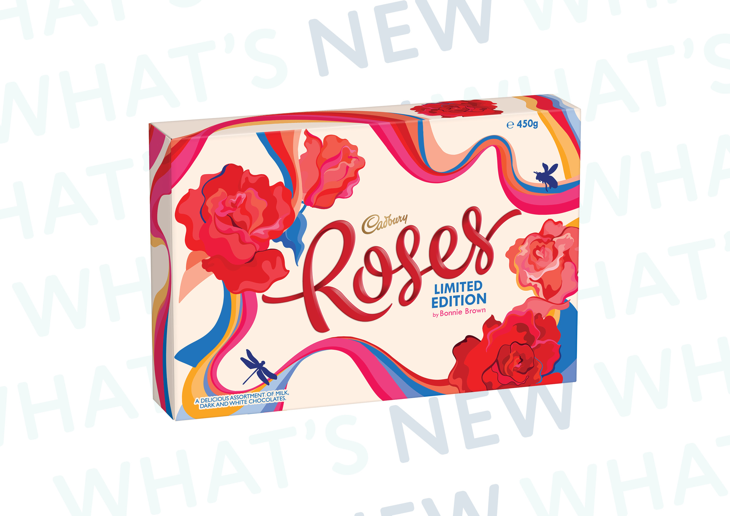 Cadbury Roses Partners With Kiwi Artist