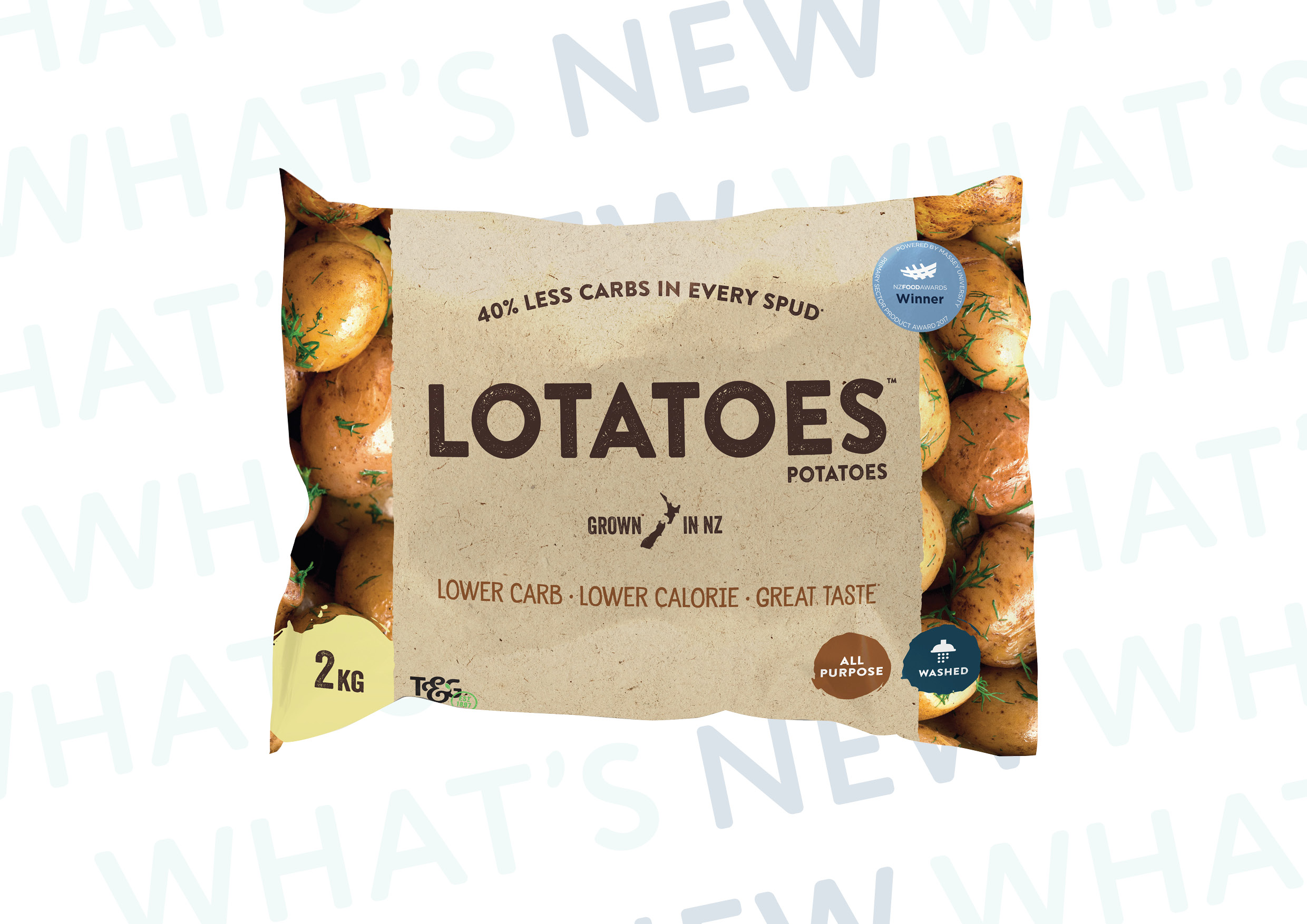 Consumers Ready to Tuck Into Lotatoes