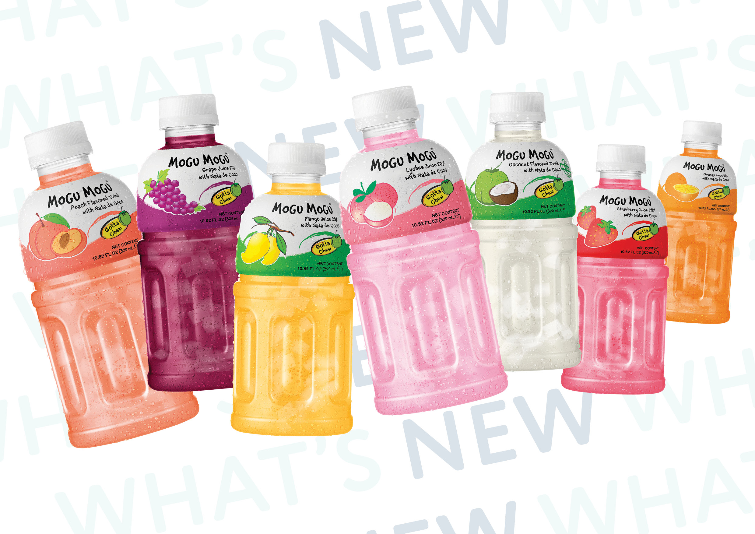 Colourful Beverages Create Tasty New Offering
