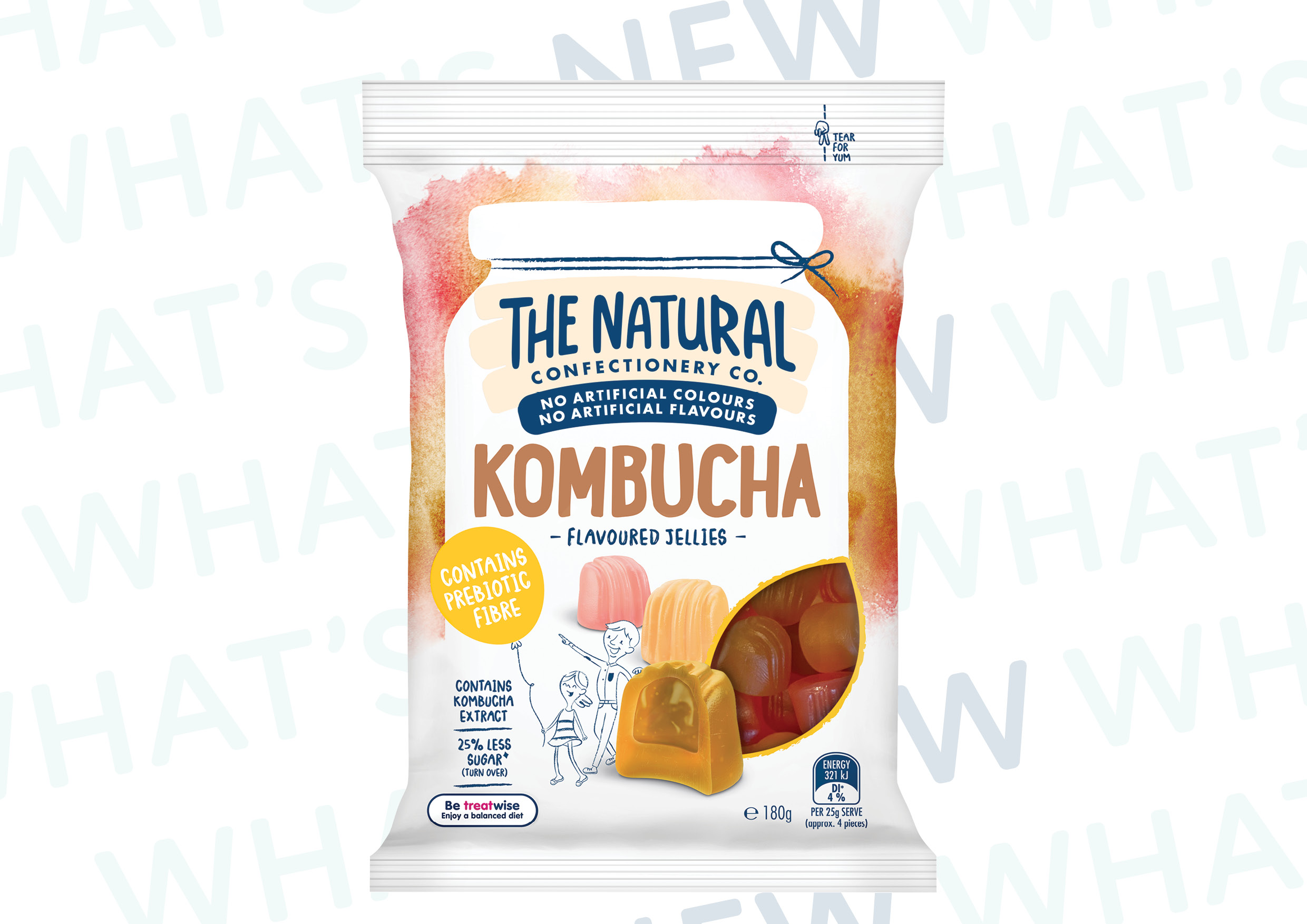 Kombucha Inspired Jellies – Deliciously Different