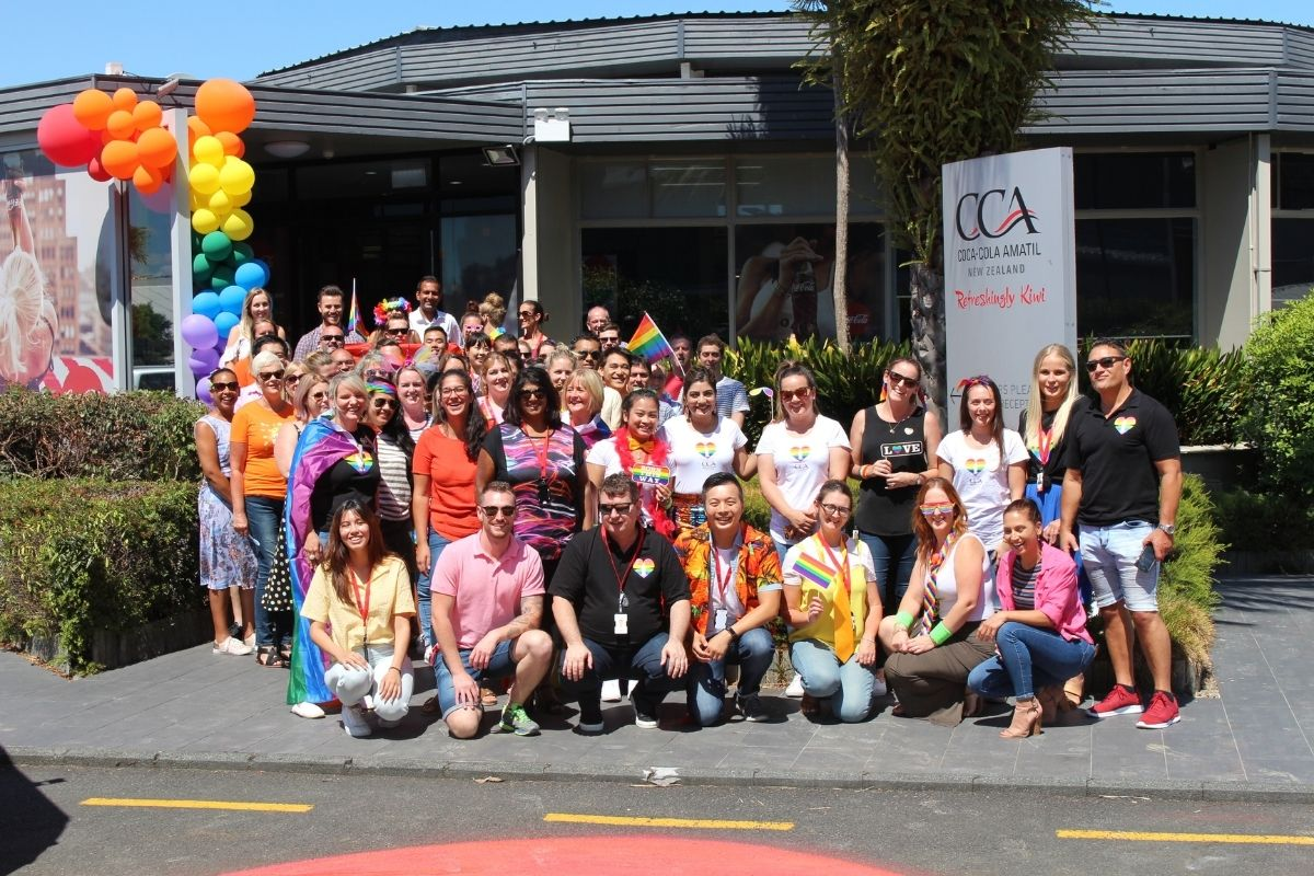 Coca-Cola Europacific Partners NZ Named Employer of Choice