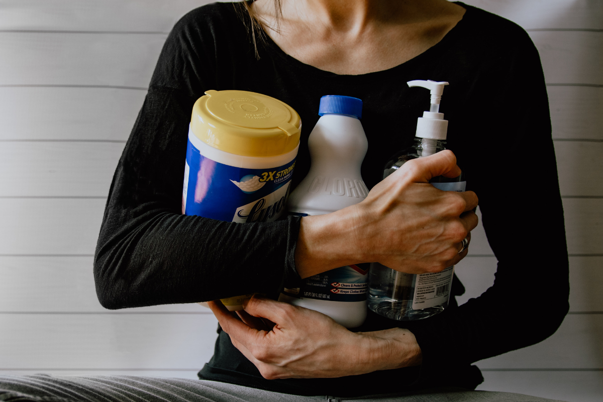 How Covid-19 Has Shifted Cleaning Products