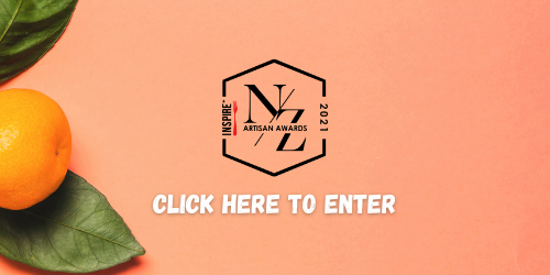 NZ Artisan Awards 2021 Enter Now Banner