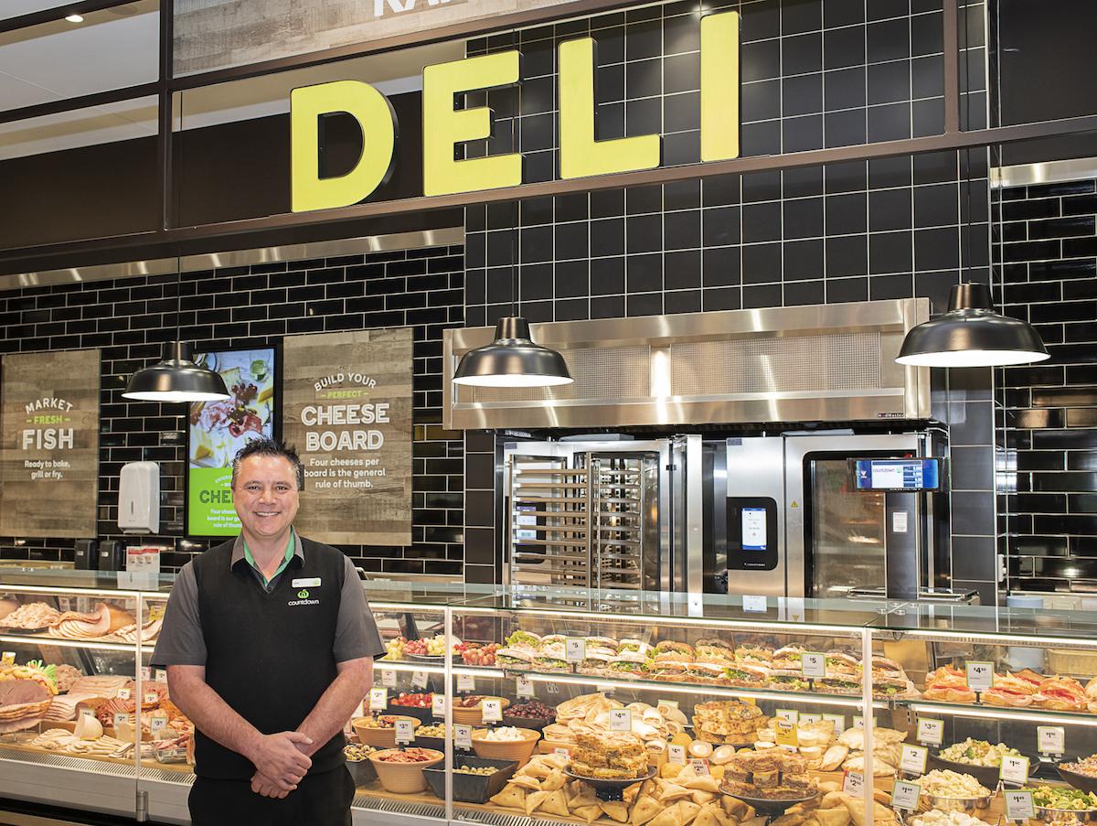 Countdown Gisborne Store Manager Jess Stubbs