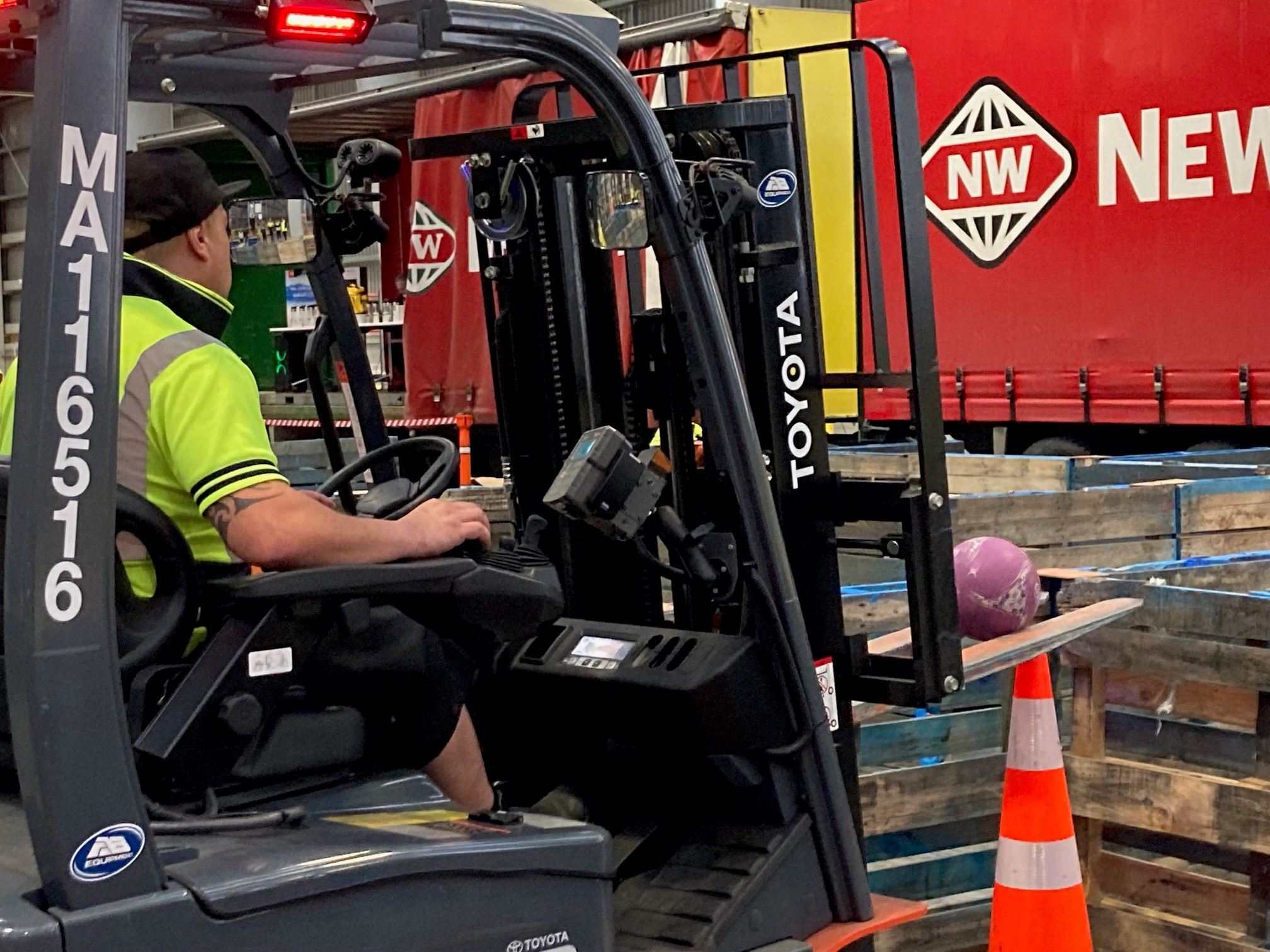 Driving Supply Chain Safety and Engagement